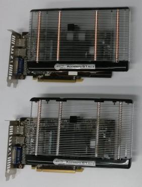 2x AMD Radeon 5770 1GB
