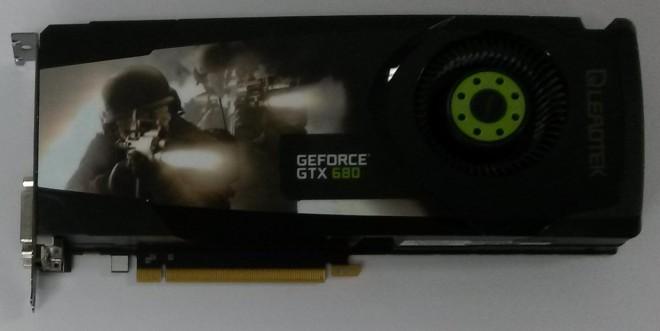 Nvidia GTX 680 4GB