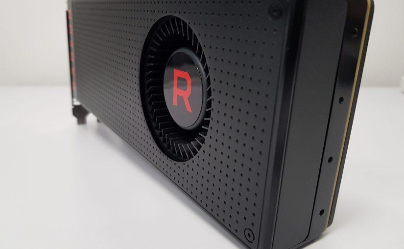 RX Vega 56: Laptop versus Server